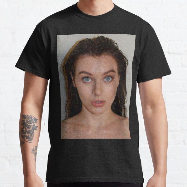 Lana Rhoades T-shirt classique