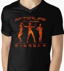 Mass Effect - Afterlife VIP Men's V-Neck T-Shirt