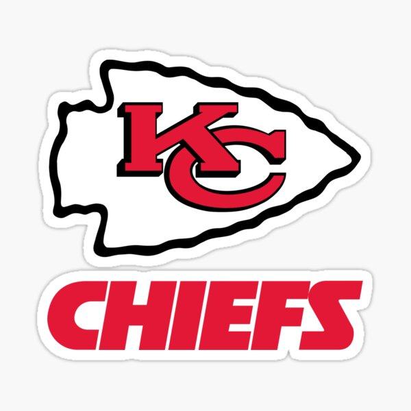 Chiefs-Kansas City Sticker