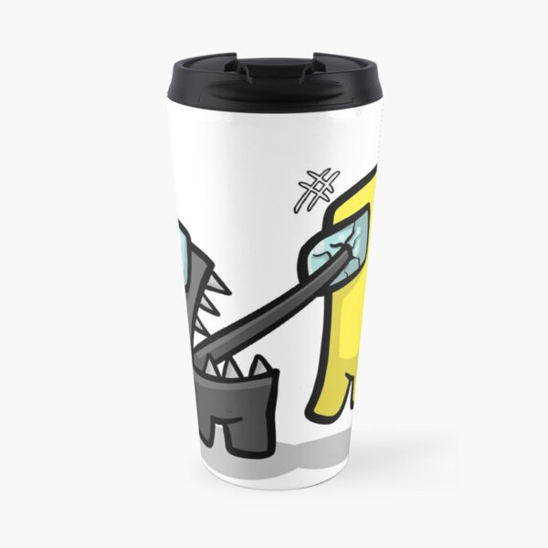 Aliens Among Us Travel Mug