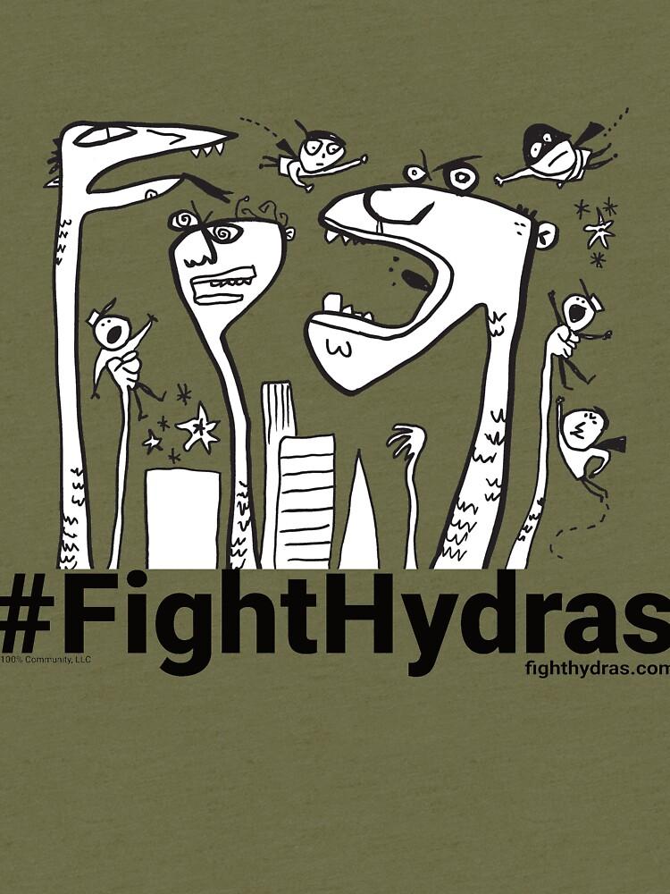Fight Back! by Fight-Hydras