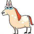 horse, animal farm by kidshop