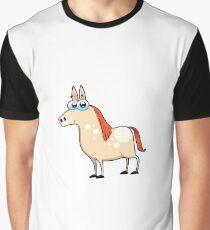 horse, animal farm Graphic T-Shirt