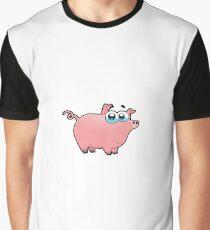 pig, animal farm Graphic T-Shirt