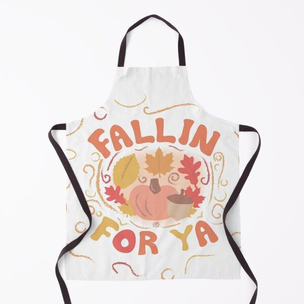Fallin' For ya! Apron