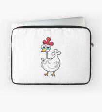 chicken, animal farm Laptop Sleeve