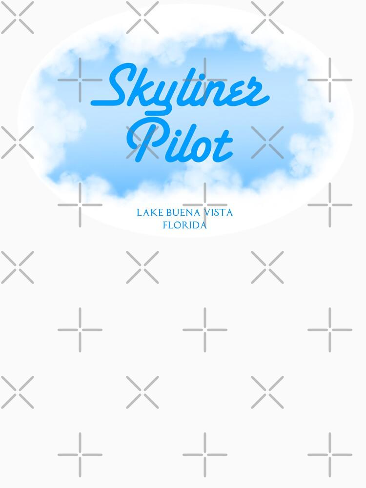 Skyliner Pilot, Lake Buena Vista, Florida by 1923mainstreet