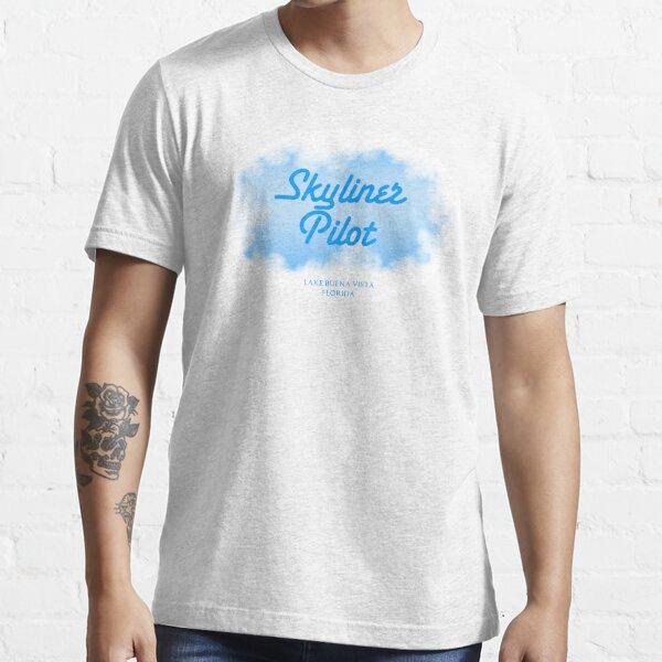 Skyliner Pilot, Lake Buena Vista, Florida Essential T-Shirt