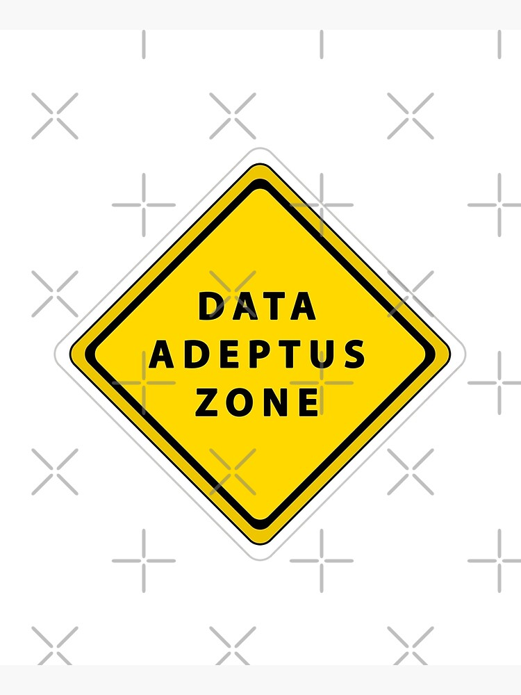 Data Adeptus zone by karinkasvit