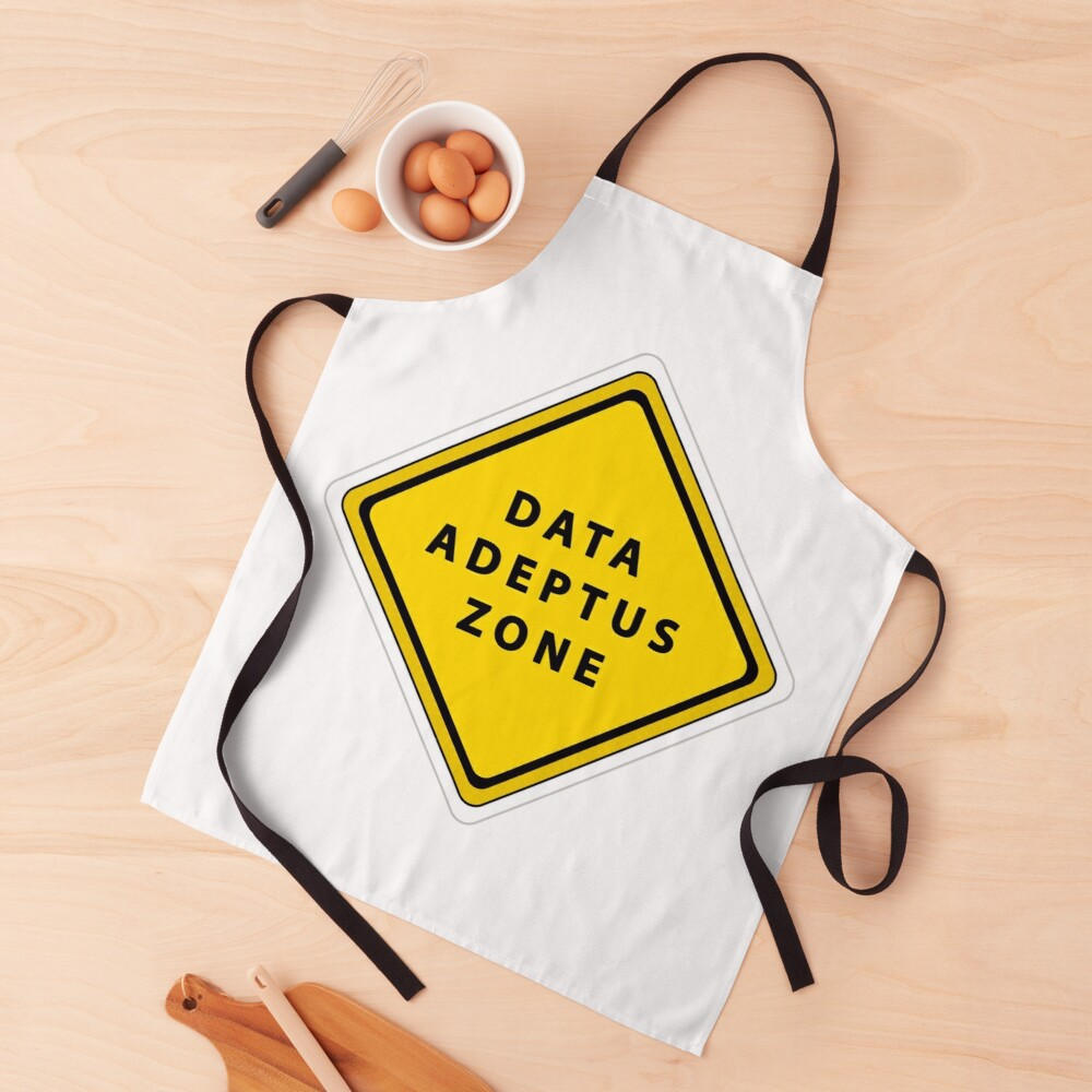 Data Adeptus zone Apron