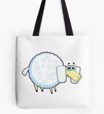 sheep, animal farm Tote Bag