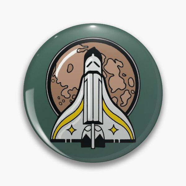Ellie Space rocket, the last of us part 2 Pin