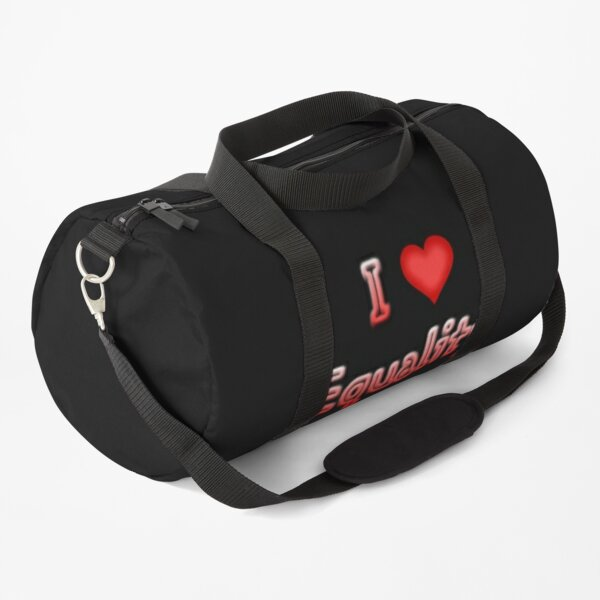 I love equality Duffle Bag