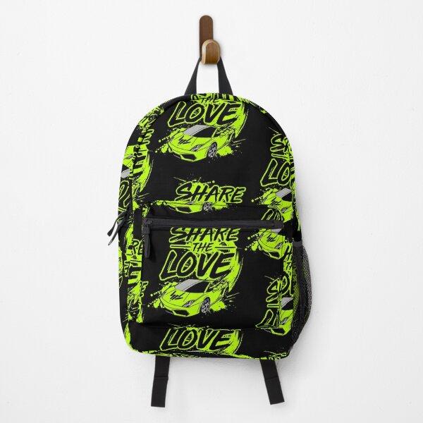 stephen sharer share the love Backpack