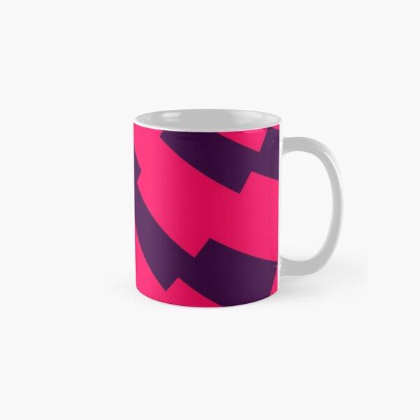 EPL Pink Purple Pattern Classic Mug