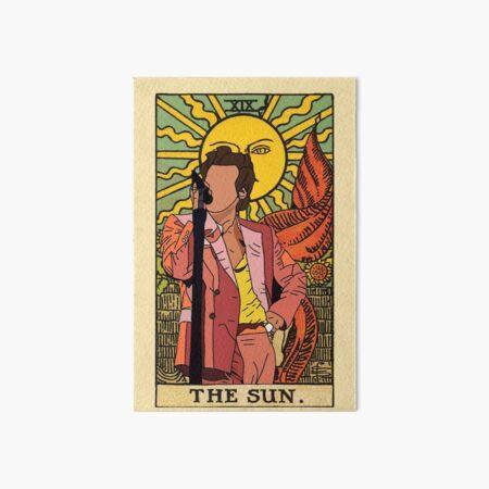 Harry as The Sun  Art Board Print