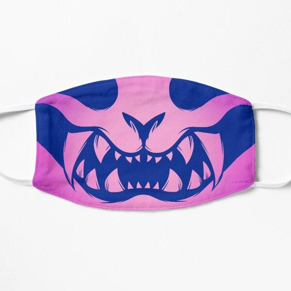 Neon Purple Oni Mask