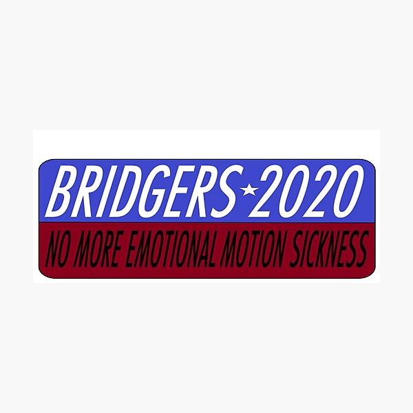 Bridgers 2020 Photographic Print
