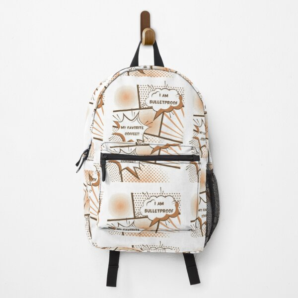 I am Bulletproof Backpack
