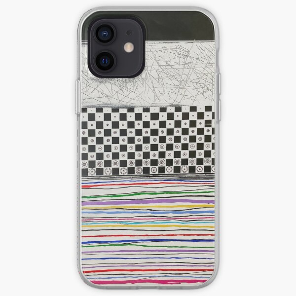 Vertical Autobiography iPhone Soft Case