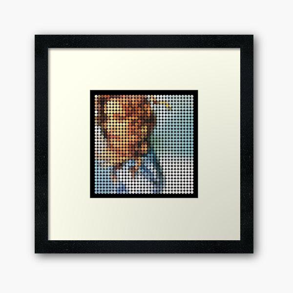 Ray of Light (Remix) Framed Art Print