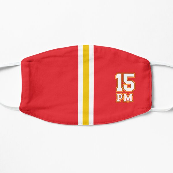 15 PM - Football Player Number Mask
