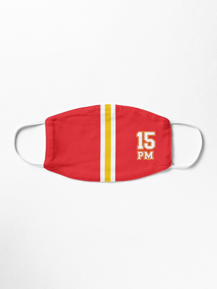 Alternate view of 15 PM - Football Player Number Mask