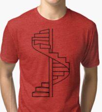 Where do you go? Tri-blend T-Shirt