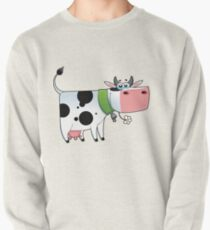 cow animal farm for kid Pullover