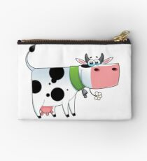 cow animal farm for kid Studio Pouch