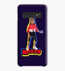 Missy Elliott - WTF (Where They From) Puppet Case/Skin for Samsung Galaxy