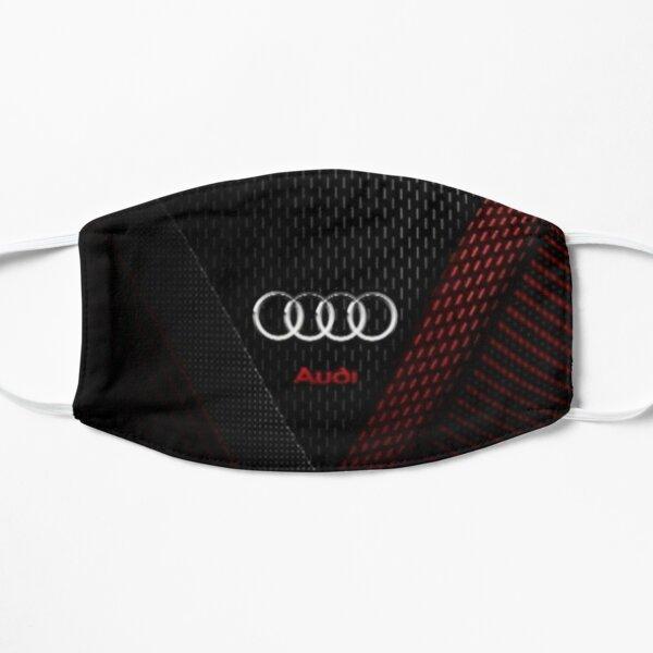 Black Carbon Logo Mask