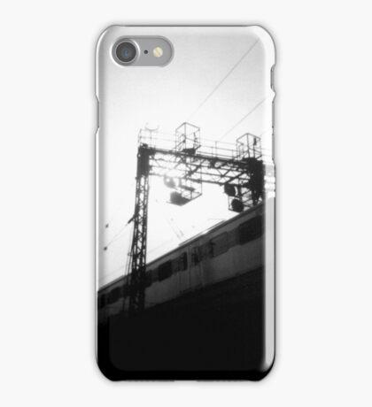 latent quarter iPhone Case/Skin