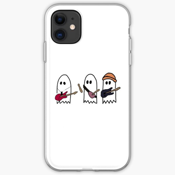 Phantoms from Julie and the Phantoms iPhone Soft Case