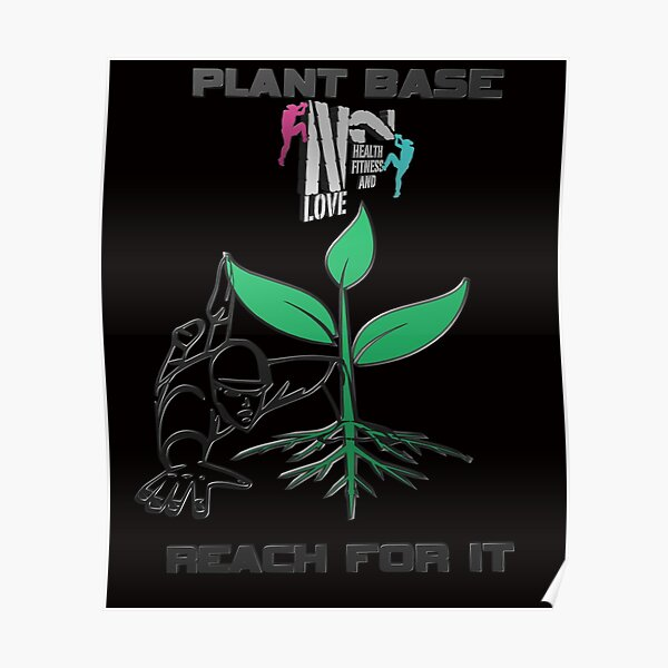 ON PLANT BASED  Poster