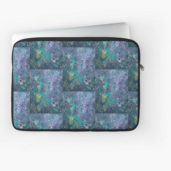 Pour Splatter Art Laptop Sleeve