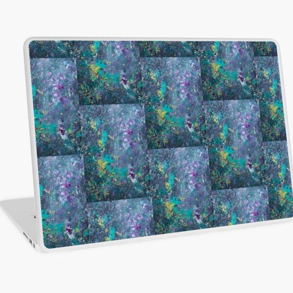 Pour Splatter Art Laptop Skin