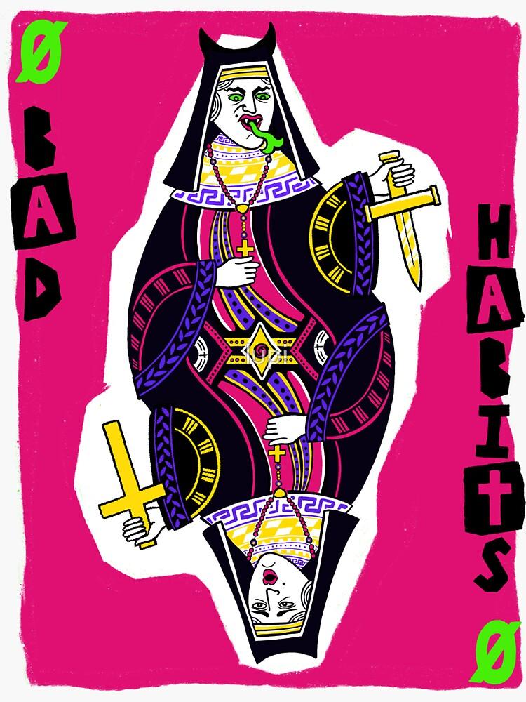 Bad Habits by lupi