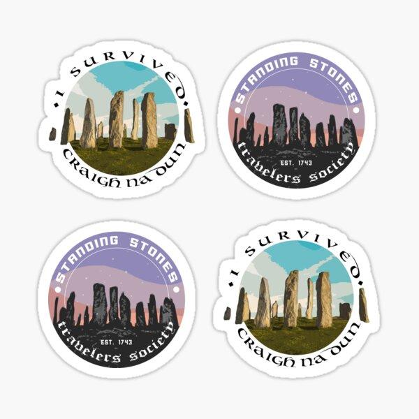 Timetraveler - Outlander Pack 2 Sticker