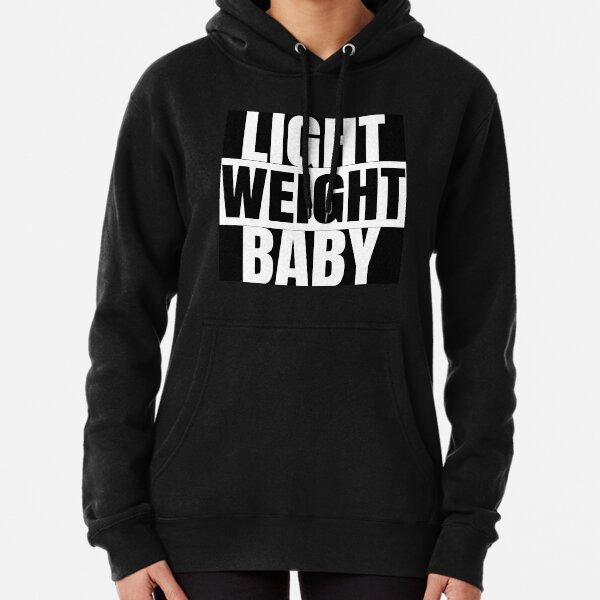 Lightweight Baby Gym  Pullover Hoodie