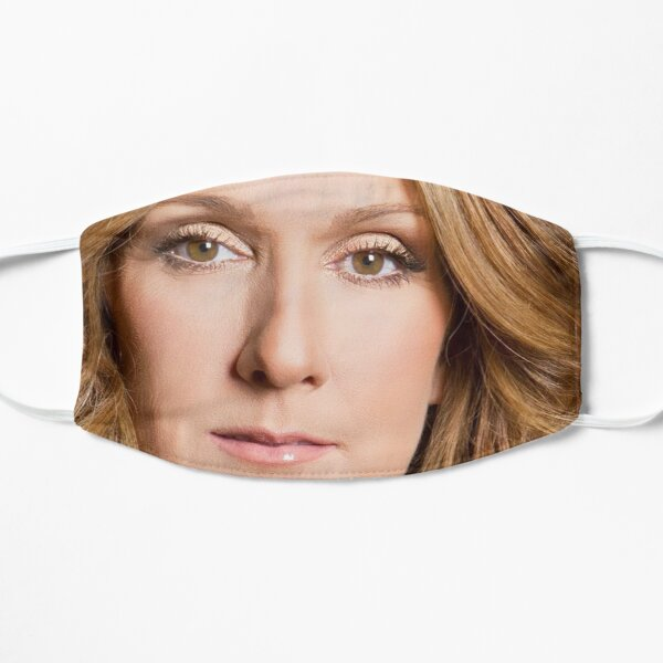 Masque Conforter Céline Dion Masque sans plis