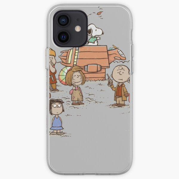 I am a leaf on the wind. iPhone Soft Case