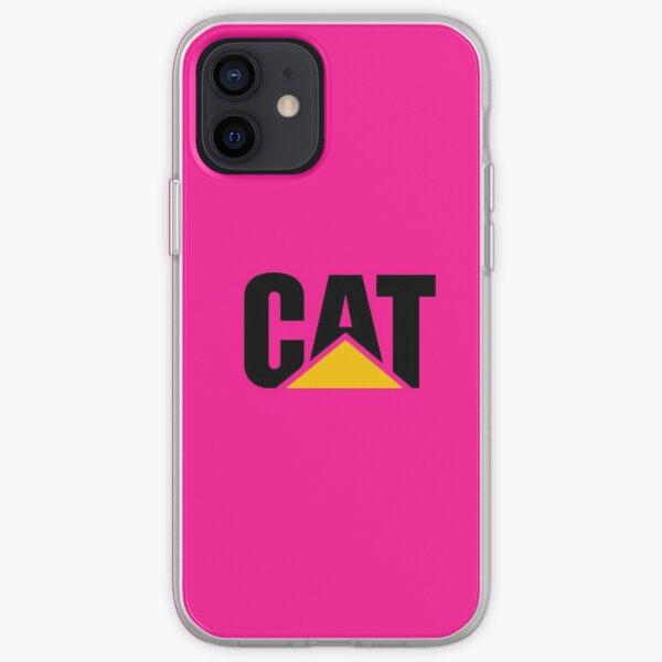 Cat in Pink iPhone Soft Case