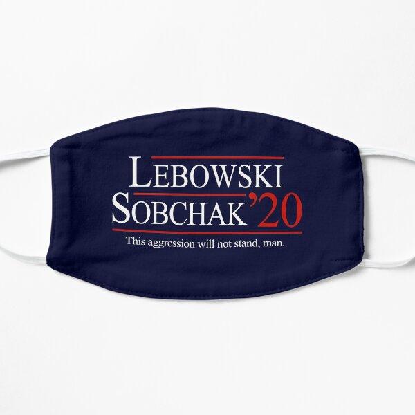 Lebowski and Sobchak for President 2020 Mask
