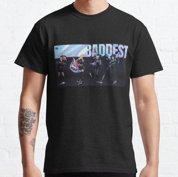 KDA el más malo Camiseta clásica