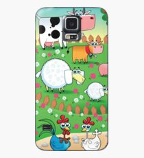 Animal farm Case/Skin for Samsung Galaxy