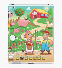 Animal farm iPad Case/Skin