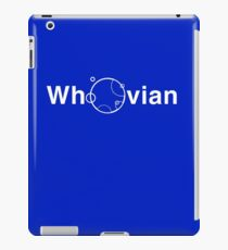Whovian - Doctor Who iPad Case/Skin