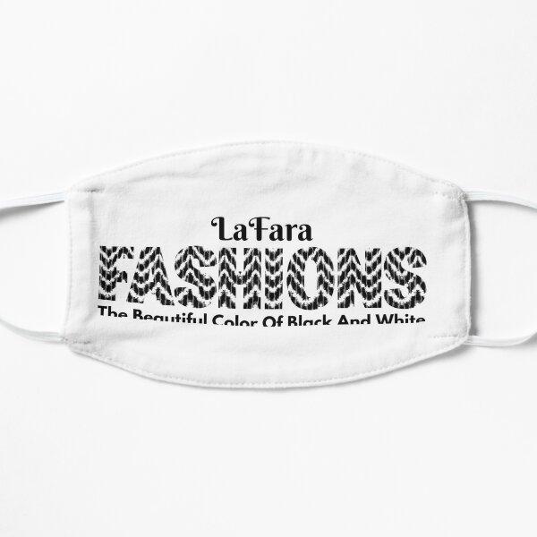 LaFara Fashions Flat Mask