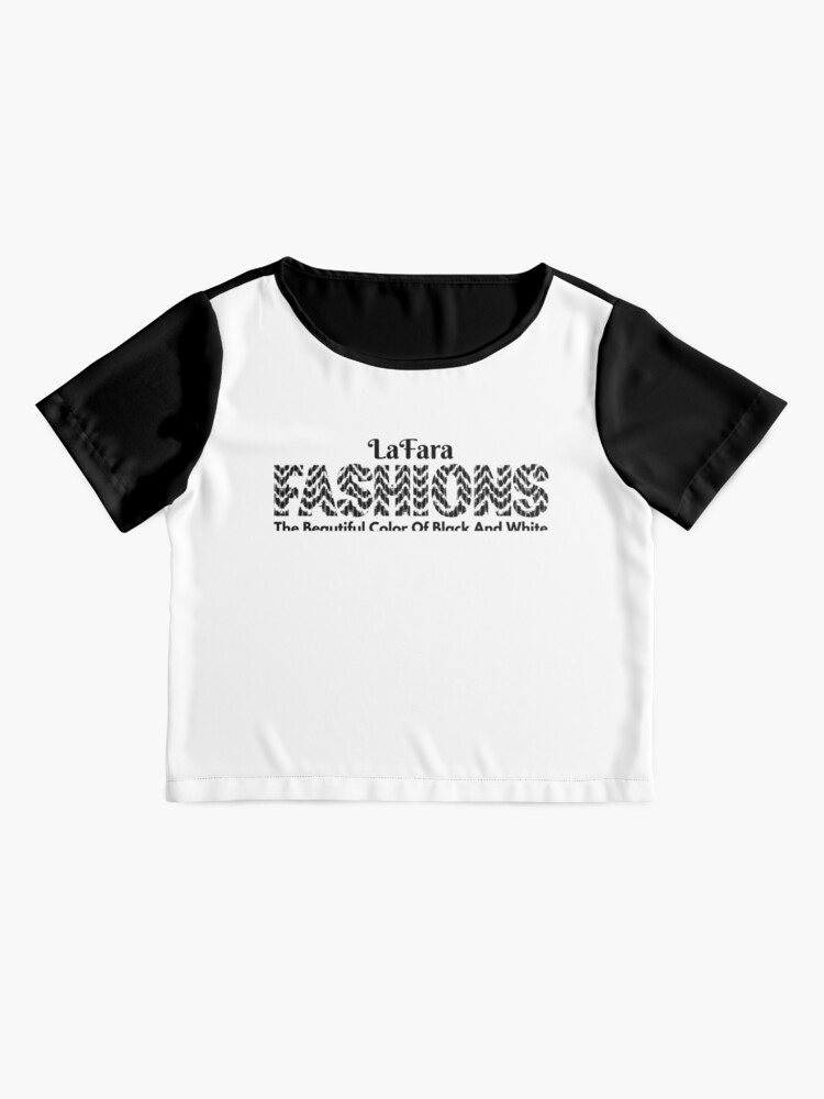 Alternate view of LaFara Fashions Chiffon Top